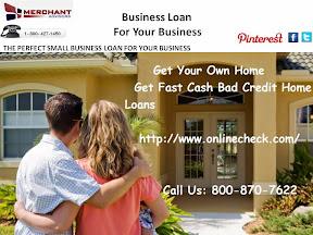 Fast Cash Bad Credit Home Loans6.JPG