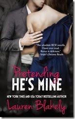 Pretending Hes Mine
