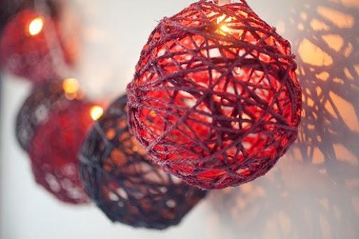 Цвет из шаров своими руками