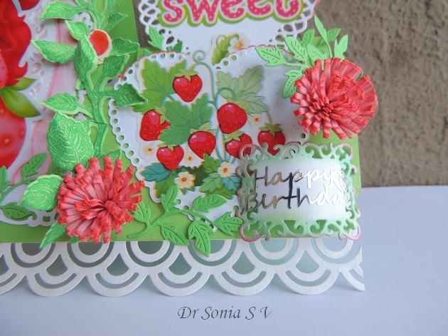 Handmade flowers 2