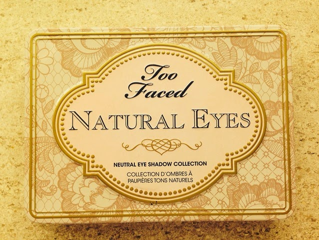 Too Faced Natural Eyes 4