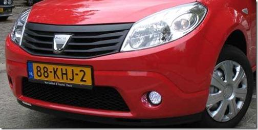 Ledlampen Dacia 11