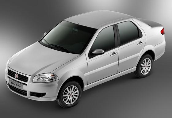 siena-carro - Nova Chevrolet Blazer e Fiat Siena 2012 lançamentos