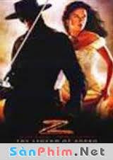 Huyền Thoại Zorro
