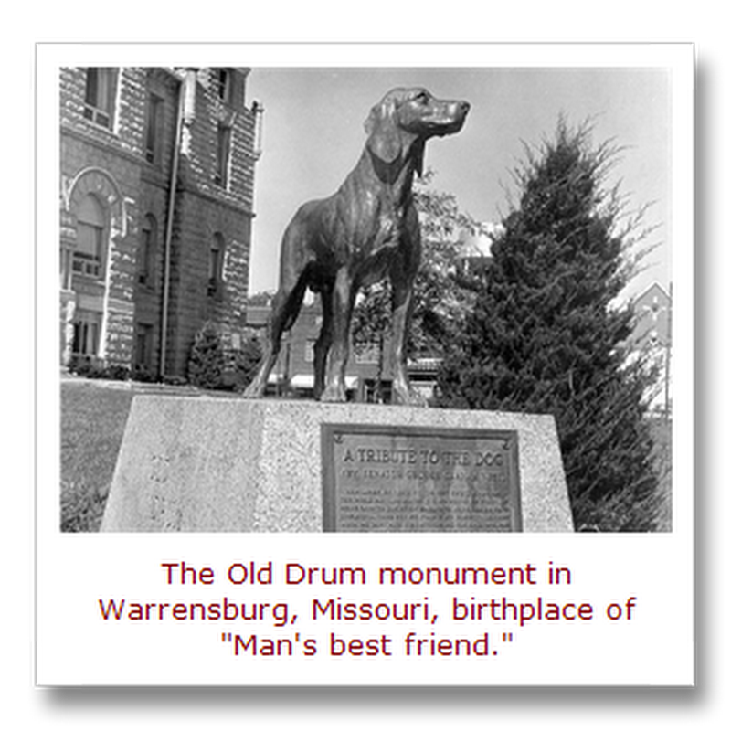 "The story, the man – and the dog – behind the phrase ""man's best friend"""