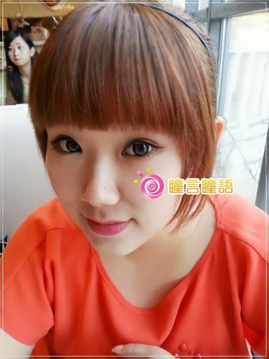 韓國GEO隱形眼鏡-Bella貝拉灰11