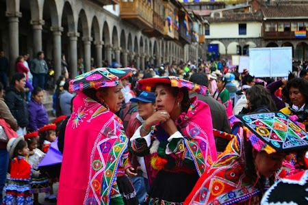 Festa in Cusco