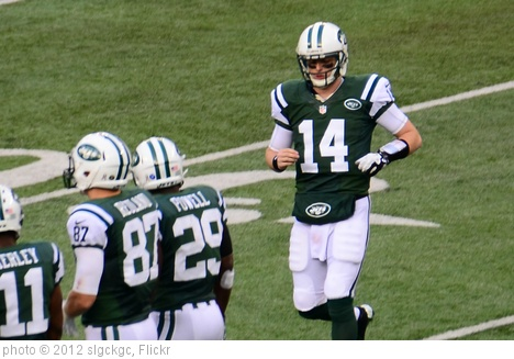 'Greg McElroy Enters Game in His NFL Debut' photo (c) 2012, slgckgc - license: http://creativecommons.org/licenses/by/2.0/