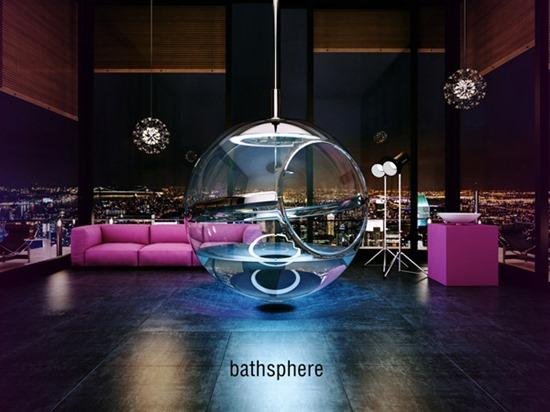 Esfera de banho 01
