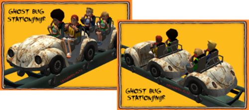 CTR Ghost Bug (StationJimJr) lassoare-rct3