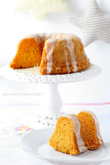 Pumpkin bundt cake2