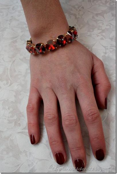 Red magma bracciale
