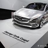 Mondial de l'Automobile 2012, 1ère visite