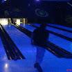 Le Sablier A au bowling après le match contre le NDP