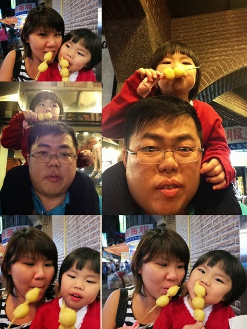 Shilin feasting