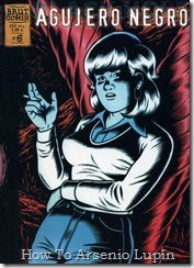 P00006 - Charles Burns - Agujero negro #6
