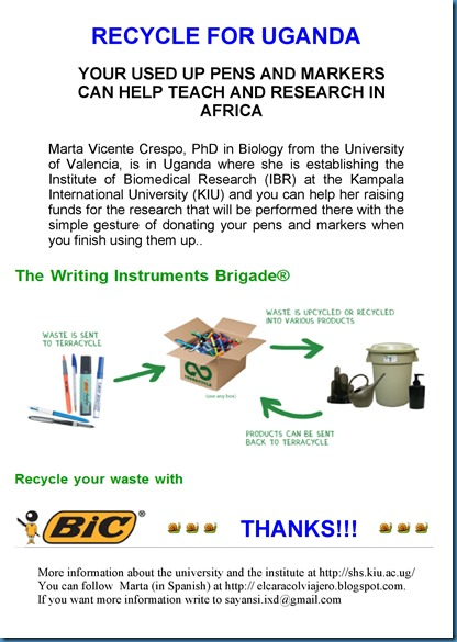 Recycle_for_Uganda_poster
