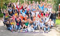 Gruppenfotos des Jahres 2008