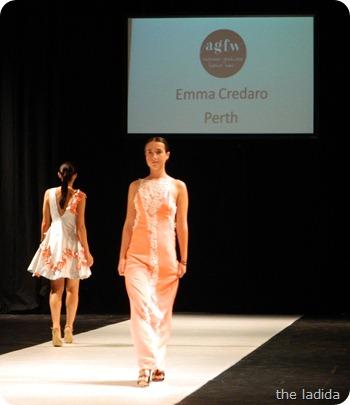 Emma Credaro - AGFW Fashion Show (4)