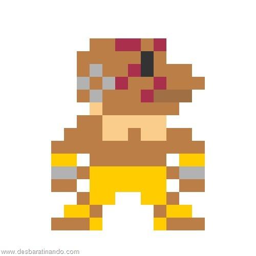 super herois e viloes em 8 bits street fighter (9)
