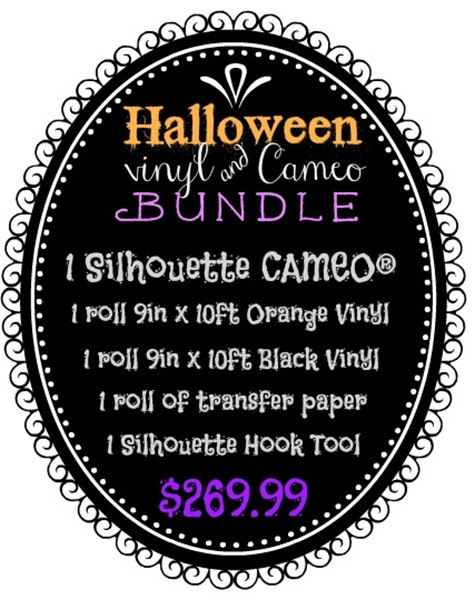 Silhouette Halloween Bundle