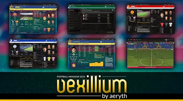 Vexillium for FM14 and FMC14