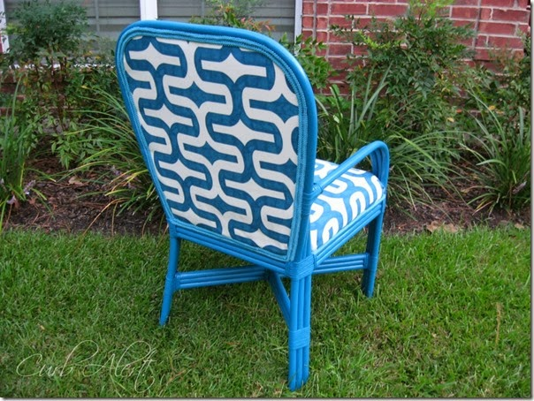 Blue Chair 9
