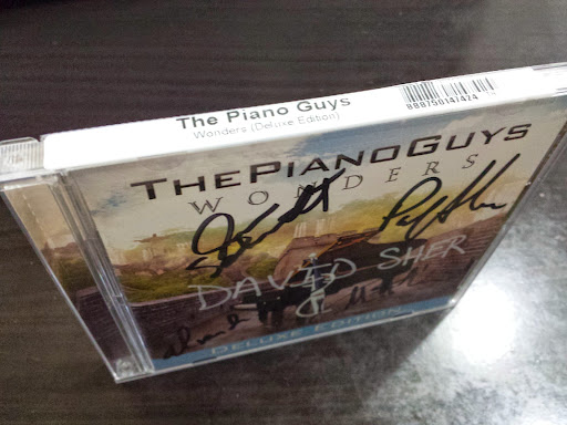 ThePianoGuys WONDERS Deluxe Edition