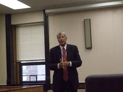Iowa Supreme Court Justice Thomas Waterman