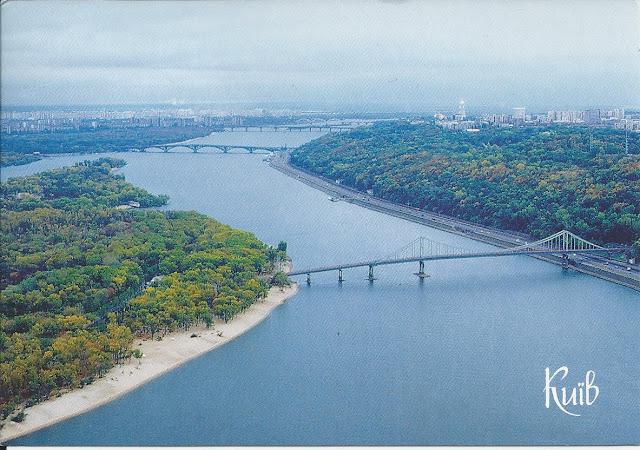 puentes-sobre-el-rio-de-Kiev-postal-postcrossing.jpg