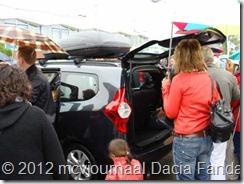 Dacia Fandag 2012 Onthulling Lodgy 16