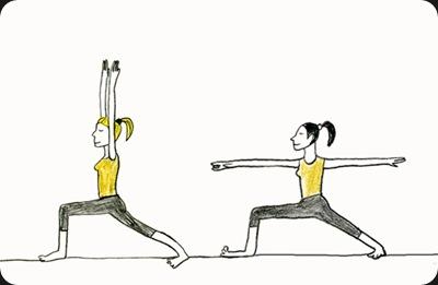 yoga_kriger
