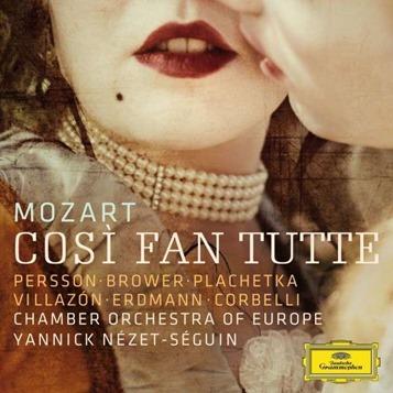 Wolfgang Amadeus Mozart: COSÌ FAN TUTTE (DGG 479 0641)