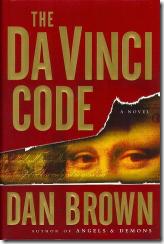 #9:  The Da Vinci Code
