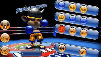 Screenshot of Monkey Boxing