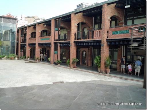 剝皮寮-鄉土教育中心-全覽