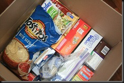 Cleaning out the pantry Whole30 004