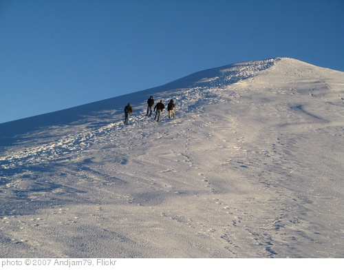 'Trek to the summit' photo (c) 2007, Andjam79 - license: http://creativecommons.org/licenses/by/2.0/