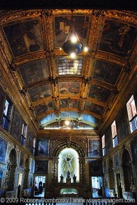 capela dourada são francisco recife