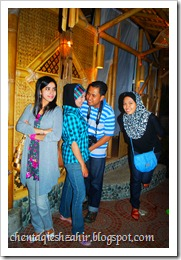 Istana Bambu berbuka Iftar_2