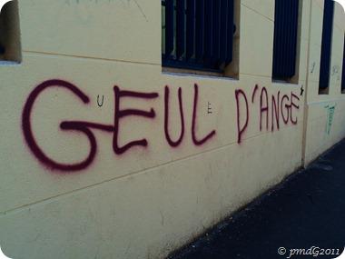 Sur les Murs ...