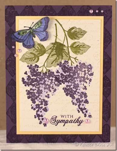 wisteria sympathy