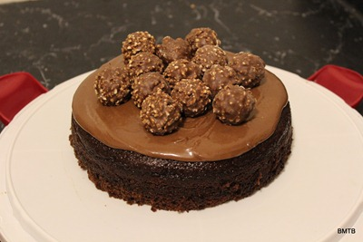 Chocolatecaketruffles