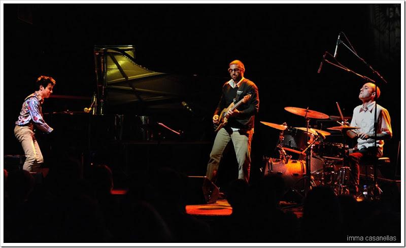Tigran Trio, Barcelona 2011