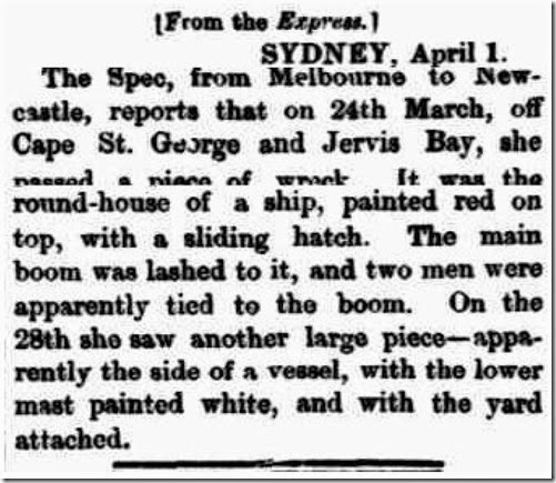 The South Australian Advertiser (Adelaide, SA : 1858 - 1889), Saturday 2 April 1870, page 2