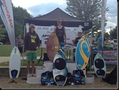 Zane - 2nd Mens Am Skim