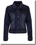 Tommy Hilfiger dark blue denim jacket