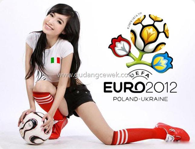 Foto Seksi Elly Model Euro 2012 [ www.BlogApaAja.com ]