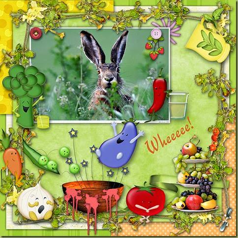 Veggies and Fruit 02