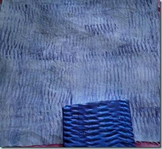 basket weave stamping